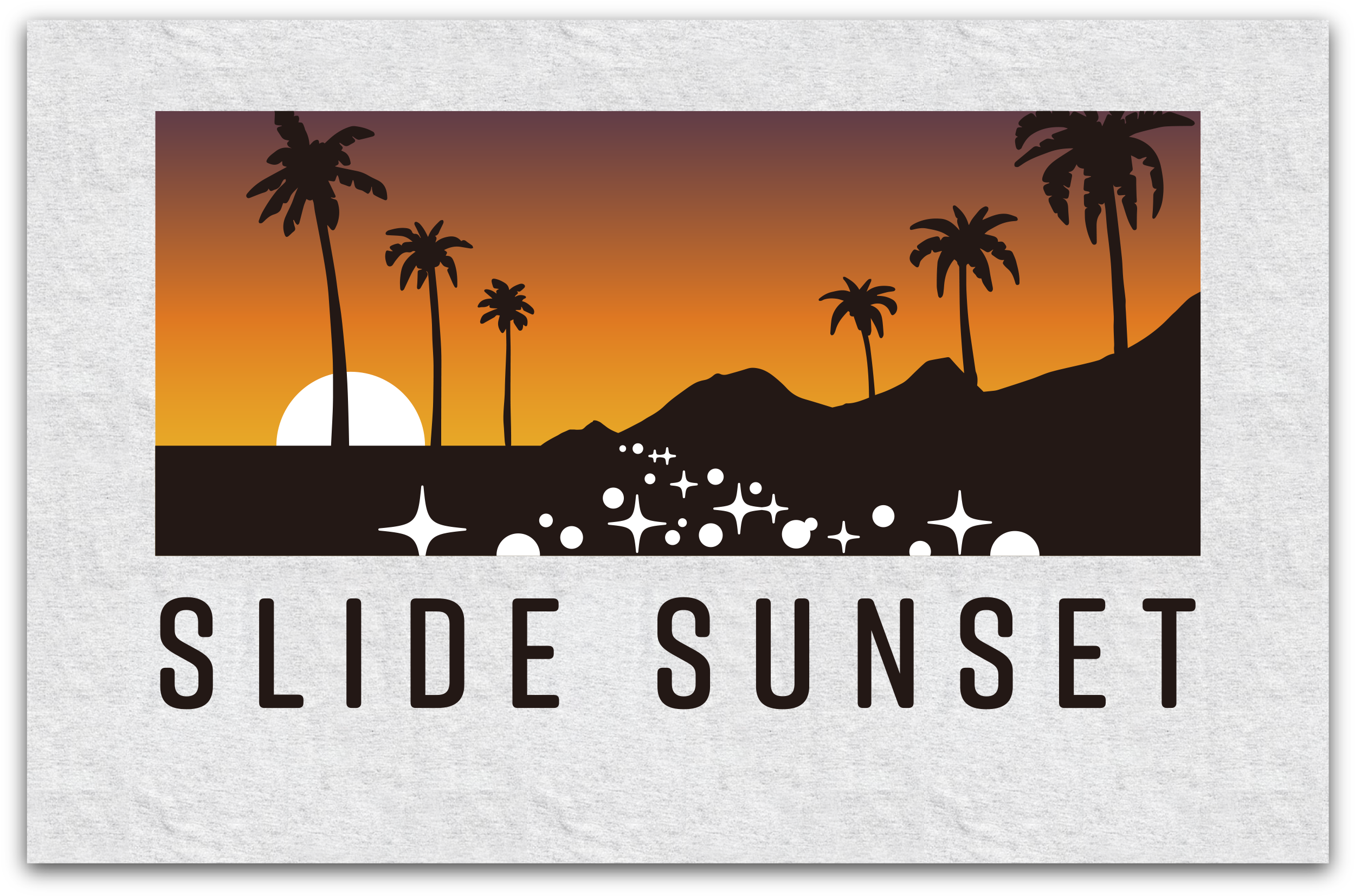SLIDE SUNSET